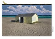 Beach House Along The Shore Carry-all Pouch