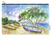 Beach In Ayia Napa Carry-all Pouch