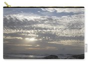 Beach Of Glass Carry-all Pouch