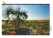 Beach Palm Morning Carry-all Pouch