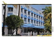 Beach Paradise Hotel Carry-all Pouch