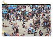 Beach People Carry-all Pouch