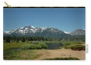 Beach Reflections At Mt Tallac Carry-all Pouch
