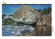 Beach Rock Carry-all Pouch