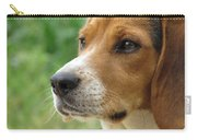 Beagle Gaze Carry-all Pouch