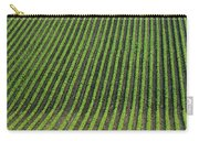 Bean Field, Holland, Manitoba Carry-all Pouch