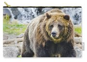 Bear On The Prowl. Carry-all Pouch