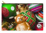 Bear Ornament Carry-all Pouch