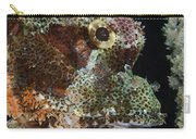 Bearded Scorpionfish, Indonesia Carry-all Pouch