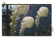 Beargrass Squaw Grass - 4 Carry-all Pouch