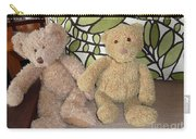 Beary Best Friends Carry-all Pouch