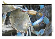 Beaufort Blue Crabs Carry-all Pouch