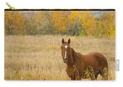 Beautiful Grazing Horse Carry-all Pouch