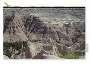 Beautiful Badlands Carry-all Pouch
