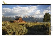 Beautiful Barn Grand Teton  Carry-all Pouch