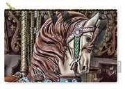 Beautiful Carousel Horse Carry-all Pouch