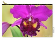 Beautiful Hot Pink Orchid Carry-all Pouch