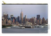 Beautiful Light On New York City Carry-all Pouch