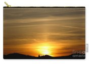 Beautiful Sunset 6.  2012 Carry-all Pouch