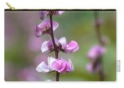 Beautiful Sweet Pea Carry-all Pouch