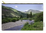 Beautiful Vail - Colorado Carry-all Pouch
