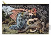 Beauty & The Beast, 1891 Carry-all Pouch