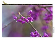 Beauty Berry Explosion Carry-all Pouch