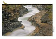 Beauty Creek, Banff National Park Carry-all Pouch