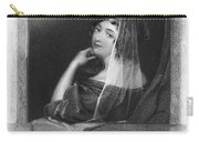 Beauty In Gondola, 1842 Carry-all Pouch