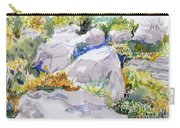 Beauty In The Rocks Carry-all Pouch