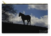 Beauty In The Wind Carry-all Pouch