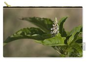 Beauty Of A Wildflower Carry-all Pouch by Deborah Benoit