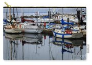 Beauty Of Boats Carry-all Pouch