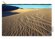 Beauty Of Death Valley Carry-all Pouch by Bob Christopher