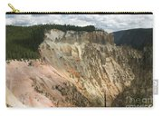Beauty Of The Grand Canyon In Yellowstone Carry-all Pouch