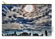 Beauty Of The Morning Sky Carry-all Pouch