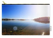 Beavers Bend State Park-lake- Oklahoma Panorama Carry-all Pouch