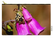 Bee Beetle Carry-all Pouch