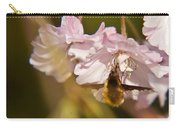 Bee Fly Feeding 1 Carry-all Pouch