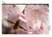 Bee Fly Feeding 6 Carry-all Pouch