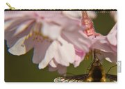 Bee Fly Feeding 8 Carry-all Pouch