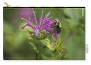 Beebalm Carry-all Pouch