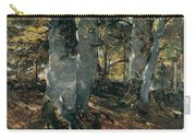 Beechwoods At Polling Bavaria Carry-all Pouch