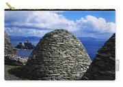 Beehive Huts At The Coast, Skellig Carry-all Pouch