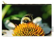 Beeing Healthy With Echinacea Pow Wow Carry-all Pouch