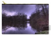 Before The Storm Carry-all Pouch by Paul Ward