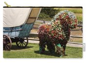 Begonia Horse Carry-all Pouch
