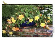 Begonia Carry-all Pouch