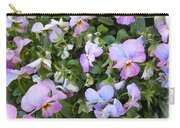 Begonias In Bloom Carry-all Pouch