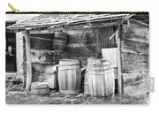 Behind The Hetchler House Carry-all Pouch